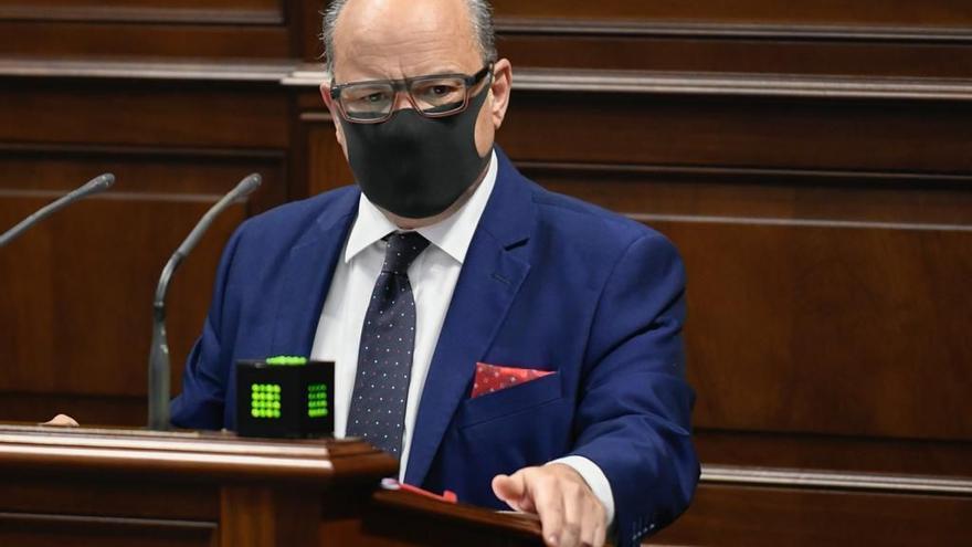 """Inacción más allá del Covid  y """"sumisión"""" ante Madrid, diagnóstico de Coalición"""