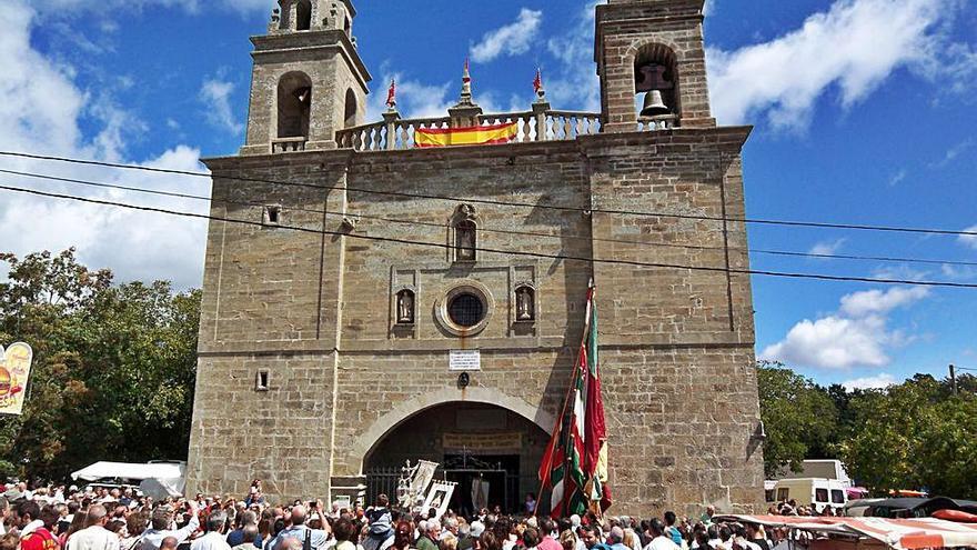 Donado suspende la romería de la Virgen de la Peregrina por el COVID