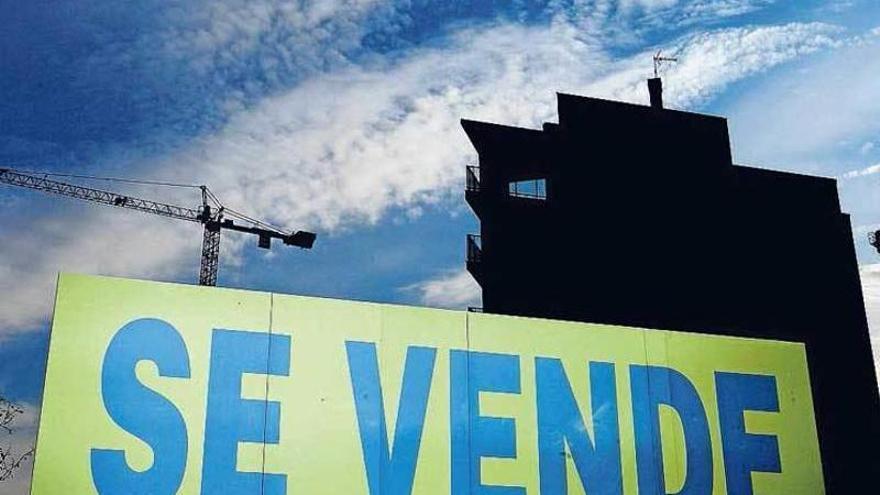 El precio medio de la vivienda cae el 10% en Asturias, según los notarios