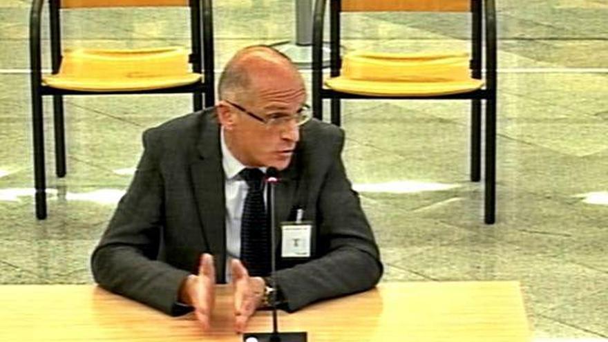 El cap dels Mossos de la Catalunya Central nega «passivitat» en les ordres de l'1-O