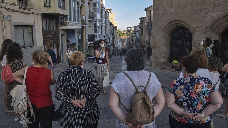 El número de apartamentos turísticos en Zamora creció un 30% durante el verano