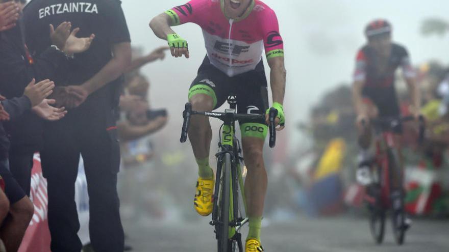 Vuelta a España: decimoséptima etapa