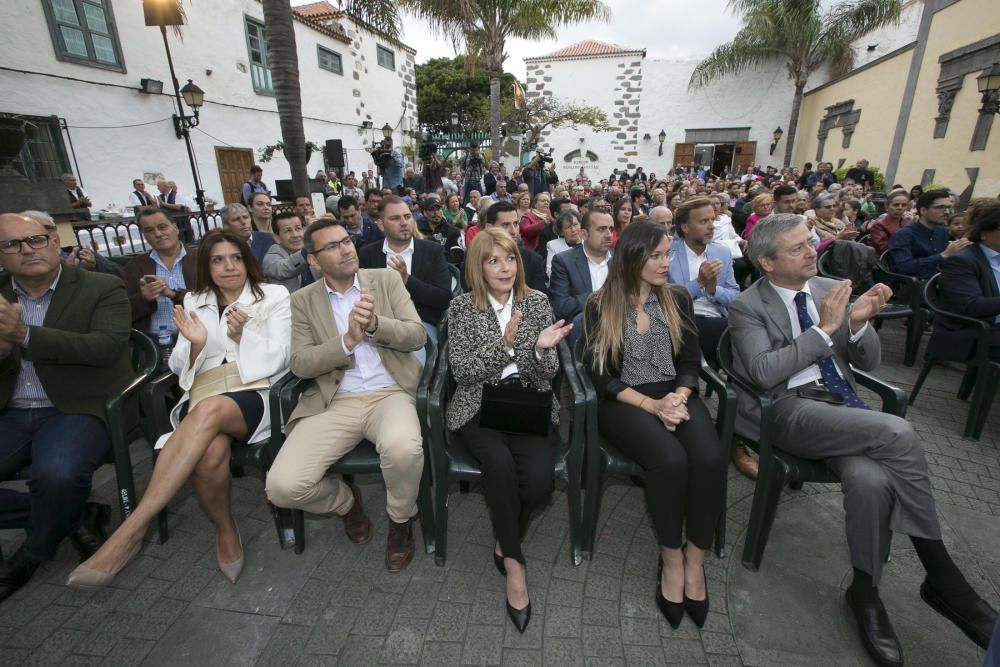 13.06.18. Telde, Gran Canaria. Presentación de ...