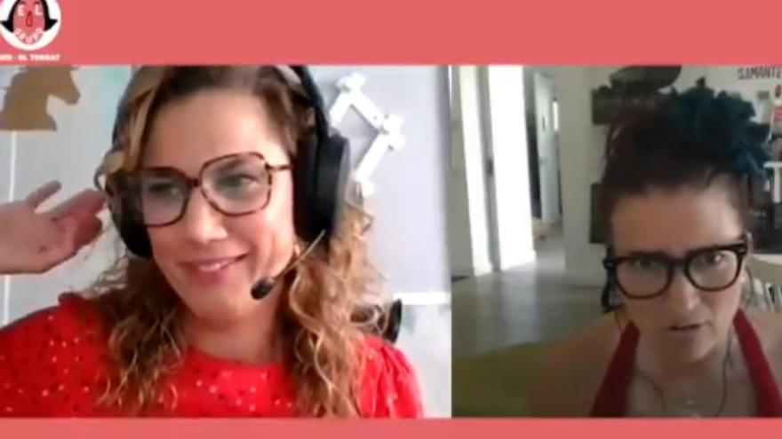 """Toni Acosta reclama que su cumpleaños no compute por estar afectada por un """"ERCE"""""""