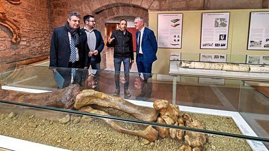 Un milió per a la reforma de  l'Arqueològic de Banyoles