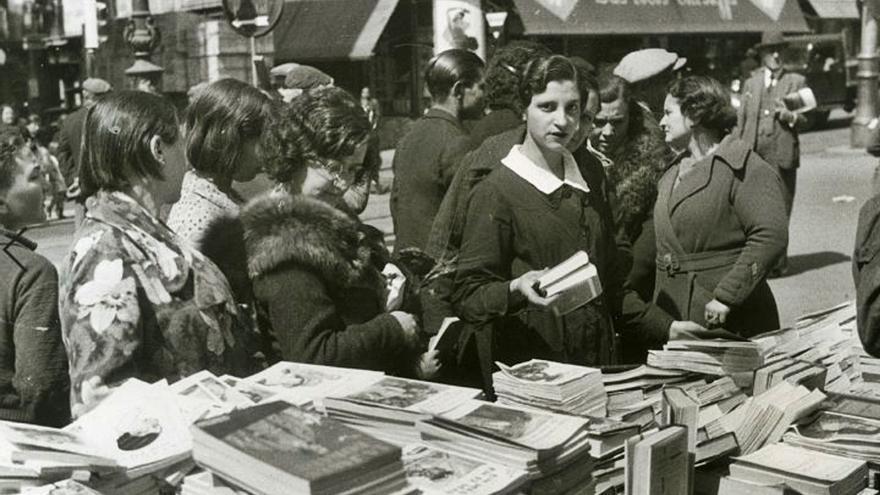 Sant Jordi: los orígenes de la fiesta del libro