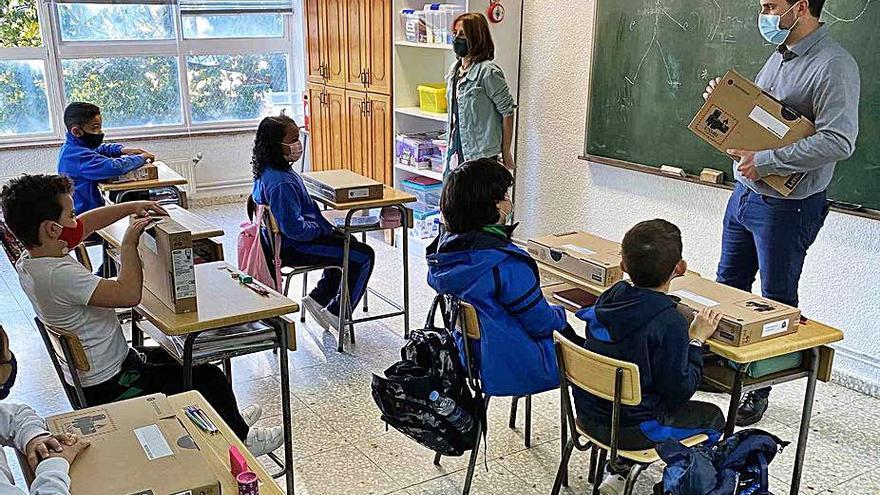 Scientia Lalín avanza en la Educación 3.0