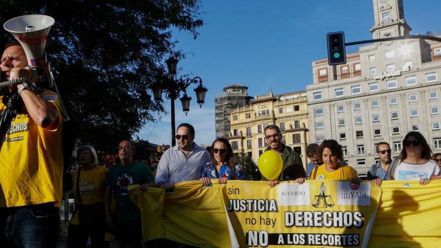El 30,2% de los trabajadores públicos en Asturias tienen un contrato temporal