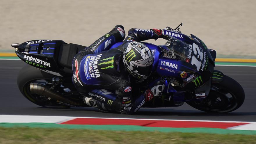 Yamaha apea a Viñales del Gran Premio de Austria