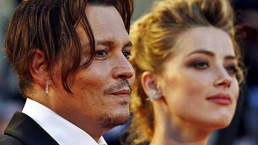 """Depp pierde la batalla contra el diario """"The Sun"""", que le acusó de ser marido violento"""