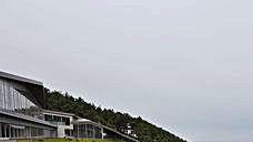 El parador de Muxía abrirá en marzo tras más de ocho años en obras