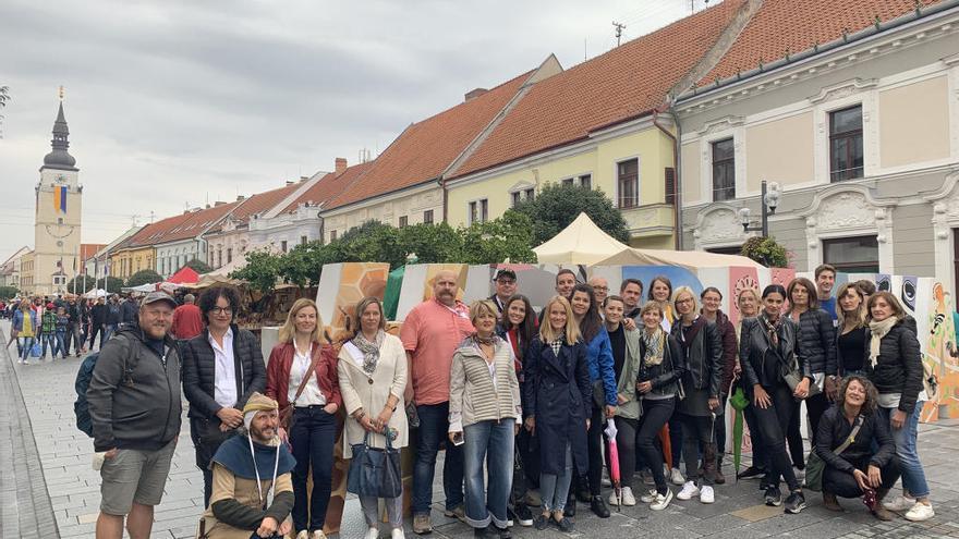 La Fundación de Patrimonio Industrial promueve su cultura y turismo en Eslovaquia