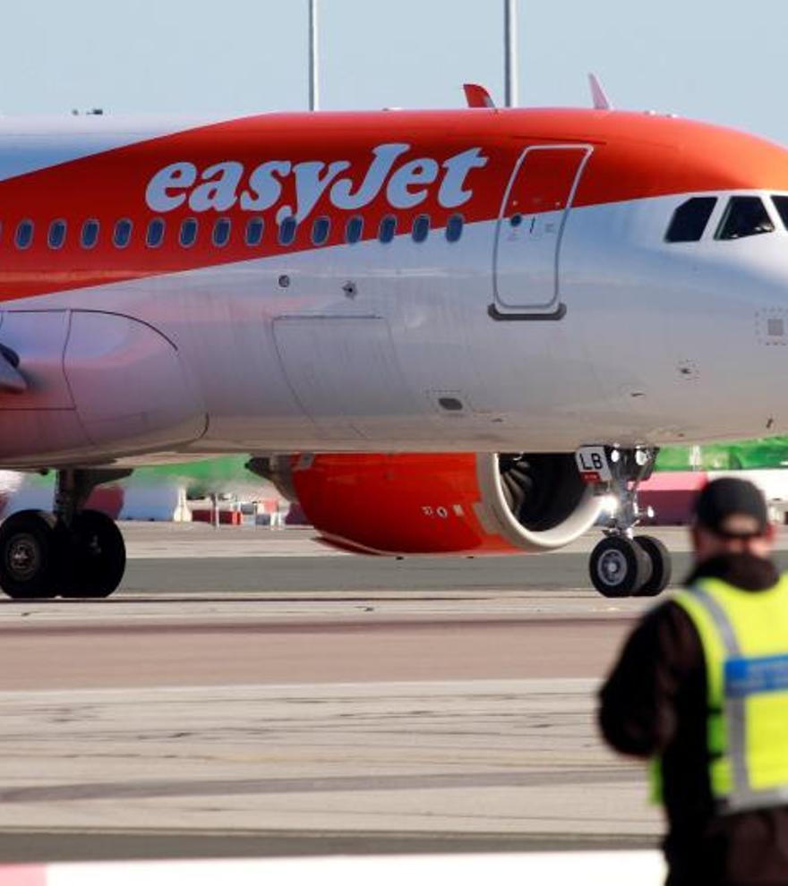 Las reservas con easyJet se disparan en el Reino Unido, con Málaga entre los destinos preferidos