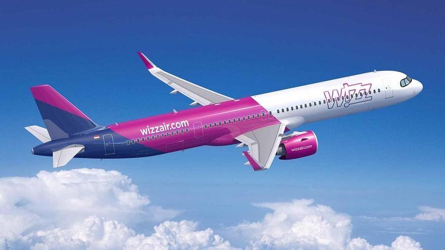 Wizz Air anuncia una nueva línea directa de Málaga con Inglaterra para octubre