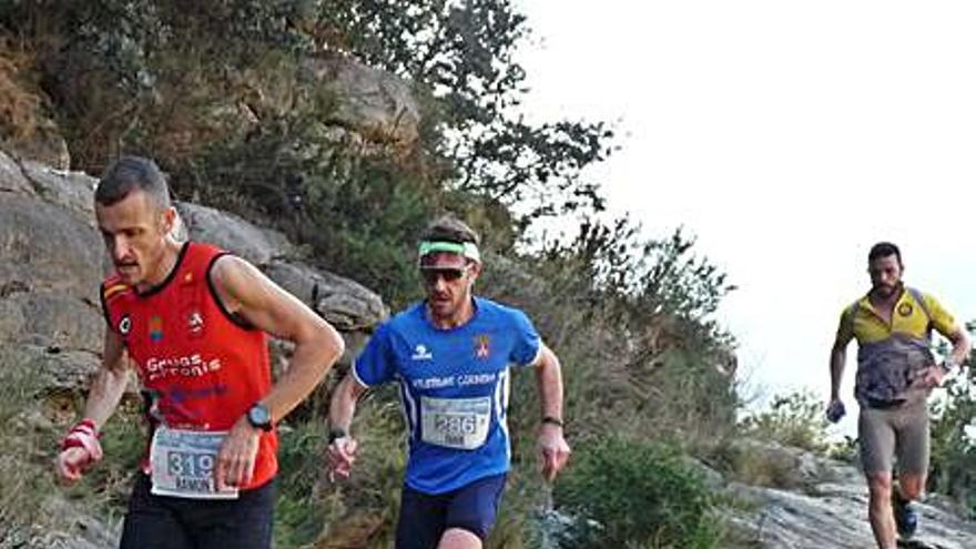 Simat organitza un Trail des de hui al 14 de març  contant els temps individuals de cada participant