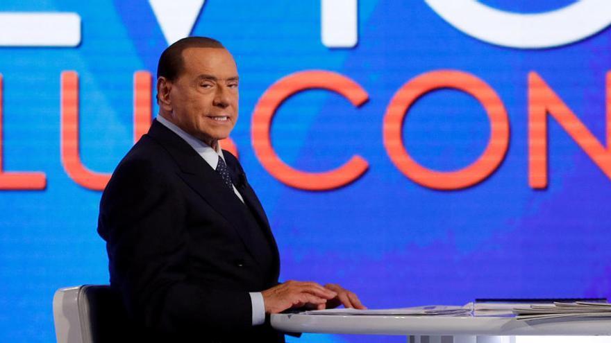 """Berlusconi, positivo en Covid-19: """"Lucho para superar esta enfermedad infernal"""""""
