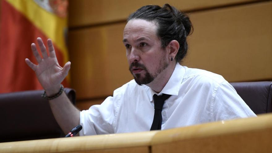 El IRPF provoca fricción en los Presupuestos para Podemos