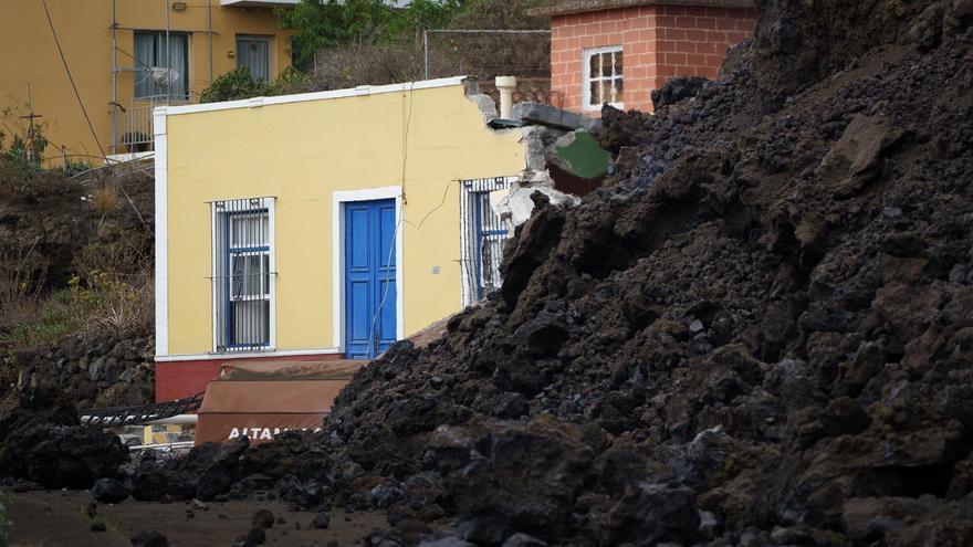 Erupción del volcán en La Palma: Ayudas con las que cuentan los vecinos que han perdido sus casas