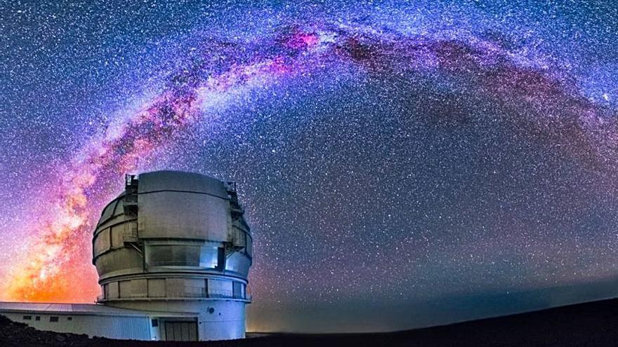 El IAC ayuda a identificar el origen de las estructuras de galaxias como la Vía Láctea
