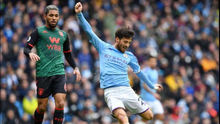 David Silva sigue haciendo historia con el Manchester City