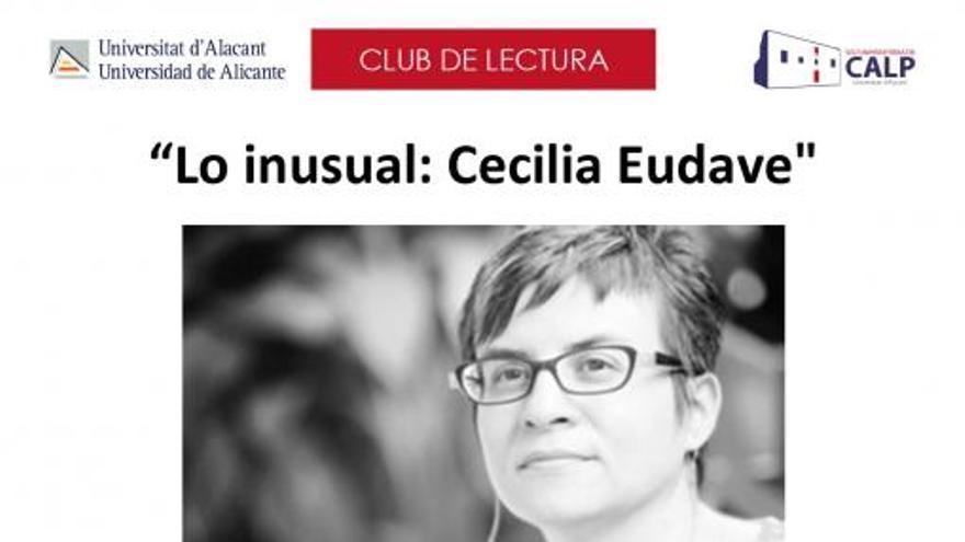 Lo inusual: Cecilia Eudave