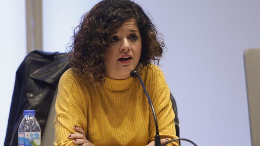 Sofía Castañón nombrada nueva portavoz adjunta de Unidas Podemos en el Congreso