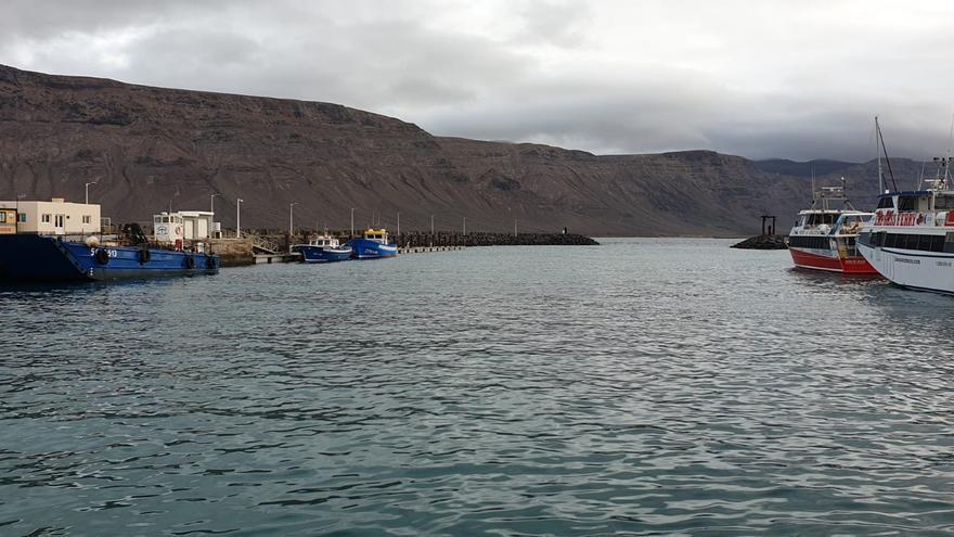 El puerto de Caleta de Sebo tendrá un nuevo pantalán