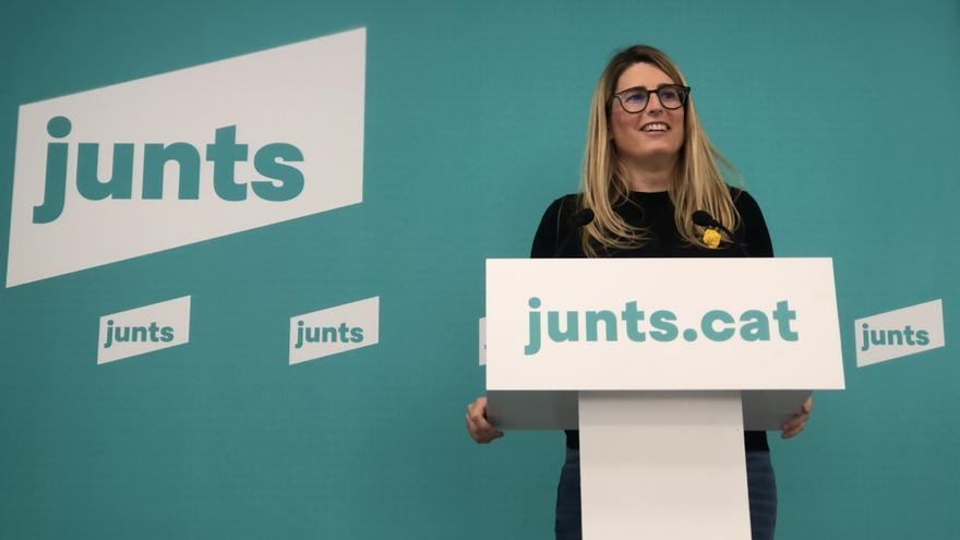 """Artadi defensa no entrar al Govern per """"coherència"""" i perquè vol impulsar JxCat a Barcelona"""