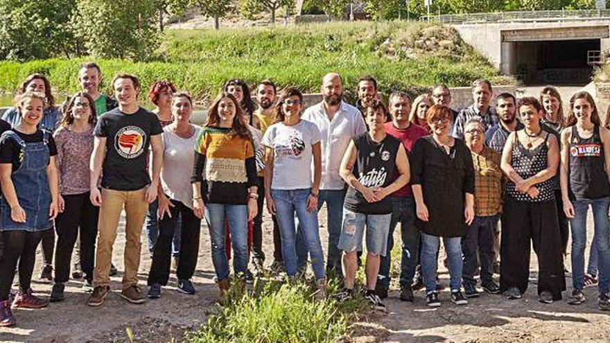 Fem Manresa fusiona en la seva candidatura activisme social i polític