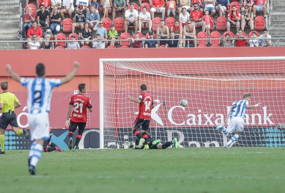 Mallorca Real unterliegt Real Sociedad San Sebastián