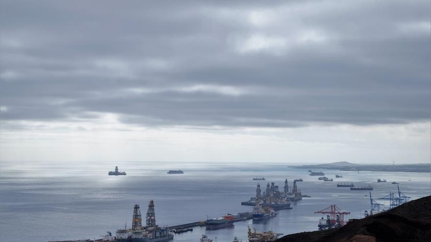 Los Puertos de Las Palmas crecen un 4,18% en el primer trimestre