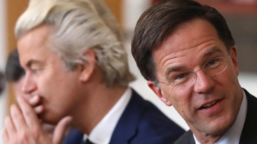 El voto de los holandeses da un respiro a Europa y aleja la amenaza del 'Nexit'