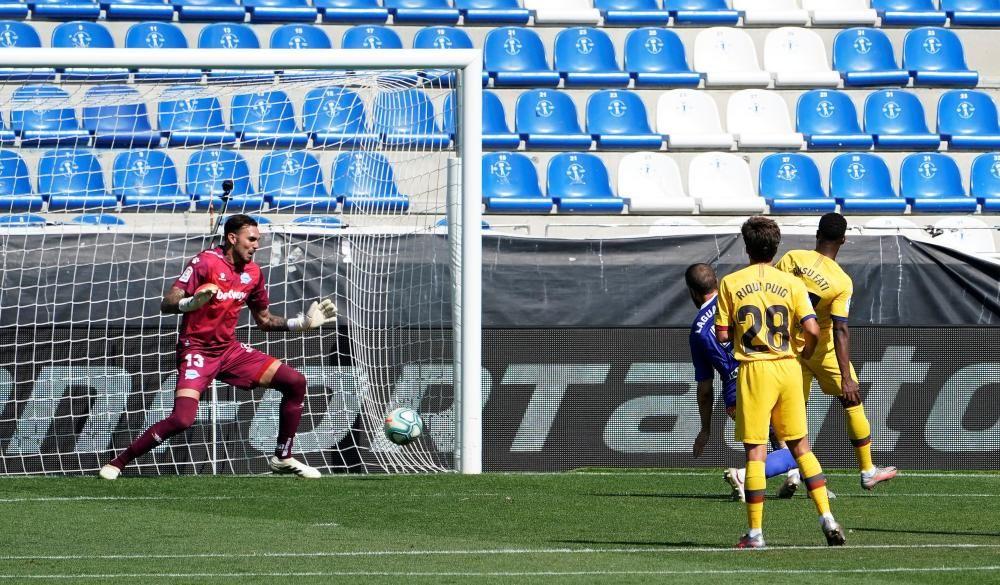 LaLiga Santander: Alavés - Barcelona