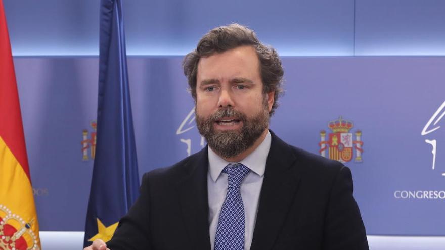 Vox pedirá al Constitucional suspender la alarma