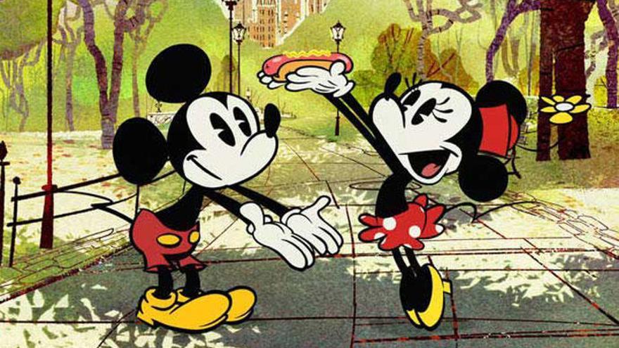 ¿Por qué los personajes de Disney usan guantes blancos?