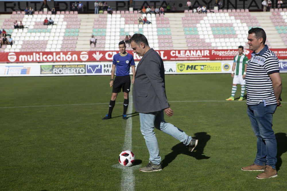 Futbol | Zamora C.F. - Cebrereña