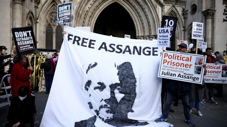 Los abogados de Assange desconfían de la oferta de Estados Unidos