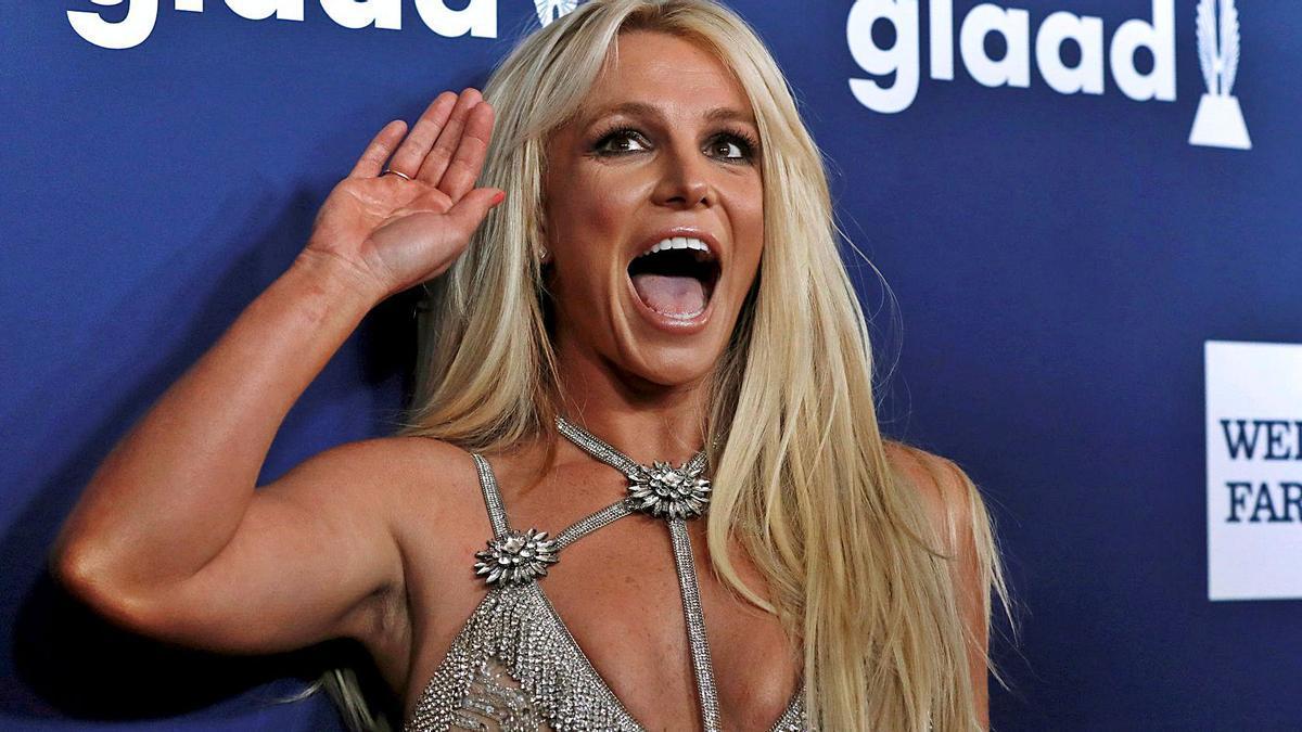 Britney Spears lucha por recuperar el control de su vida y recuperar la tutela que sobre ella tiene su padre.   LEVANTE-EMV