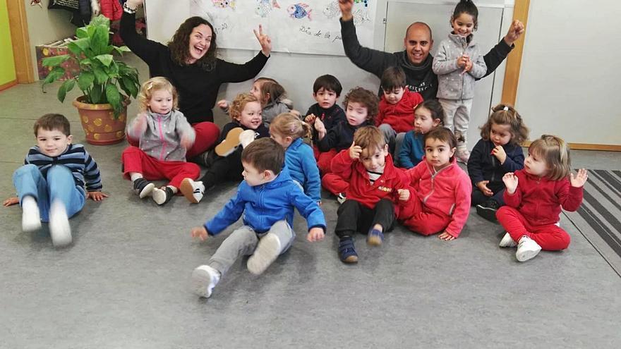Educació Infantil:   Premi als treballs  que posen en valor el món de la infància