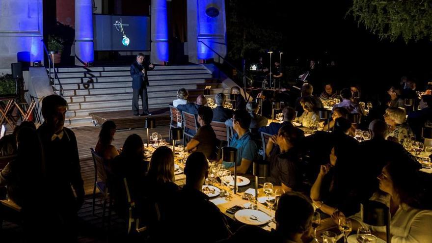 Obre la temporada de «Sopars amb Estrelles» de l'Observatori Fabra