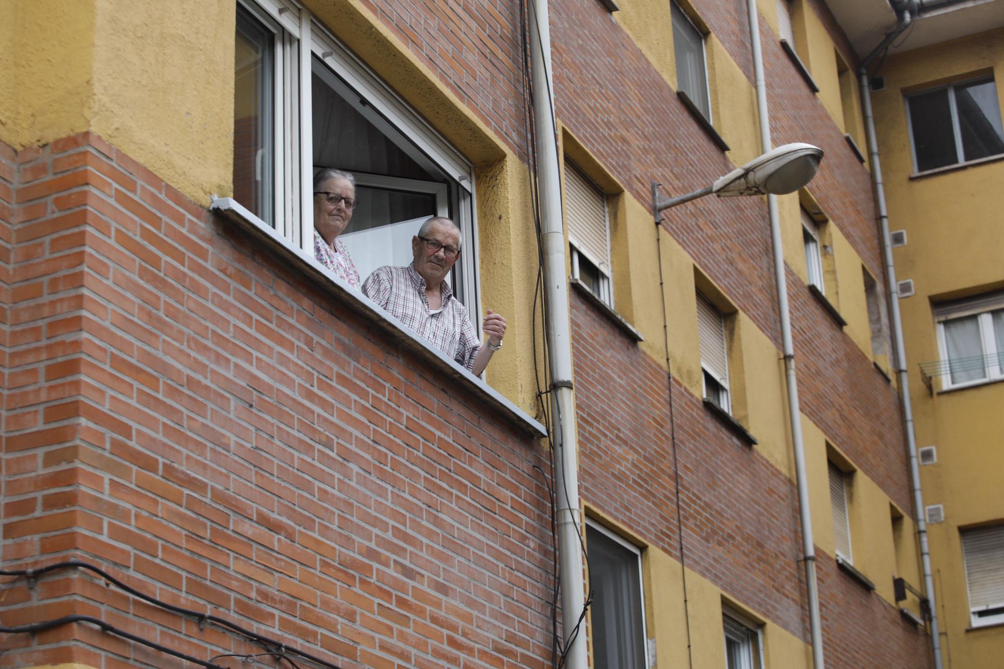 Los vecinos de los barrios degradados exigen que se lleven a cabo las reformas