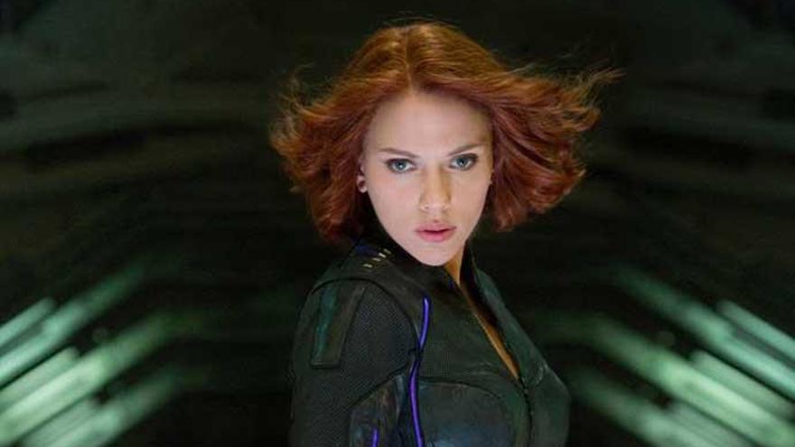 Scarlett Johansson se pronuncia sobre su próximo papel en 'Viuda Negra'