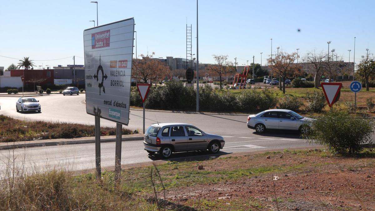 El último tramo de la ronda de Castelló tendrá tres rotondas y será el más complejo