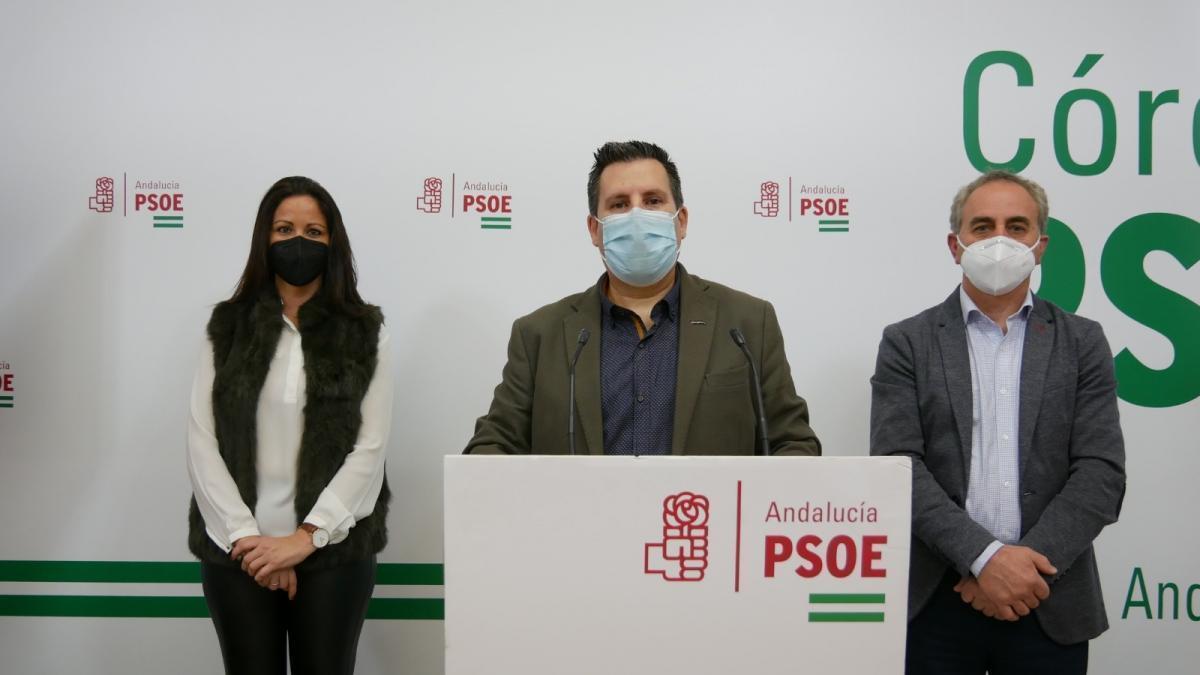 El PSOE reclama de la Junta mayor apoyo al Guadiato en el programa de Transición Justa