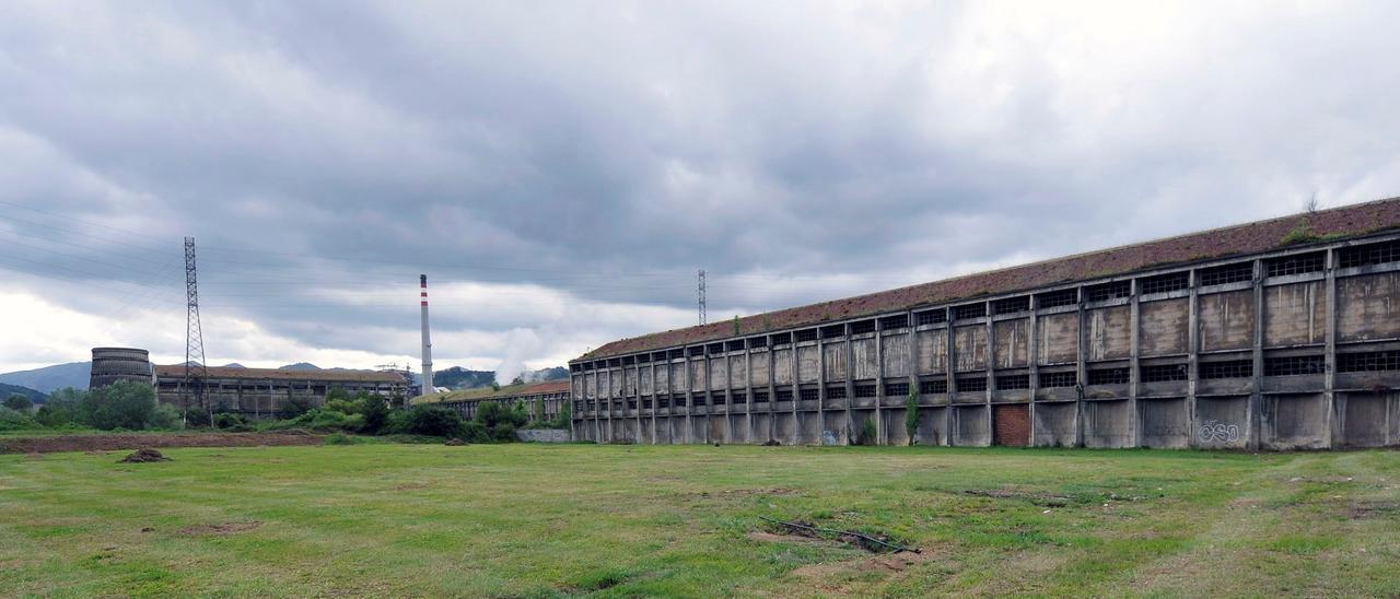 Las instalaciones de Nitrastur.