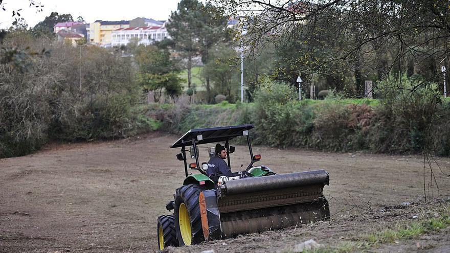Arrancan las obras de construcción de la residencia de mayores de A Estrada