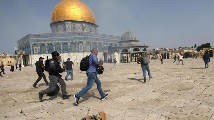 Una marcha ultranacionalista en Jerusalén amenaza con el retorno de la violencia