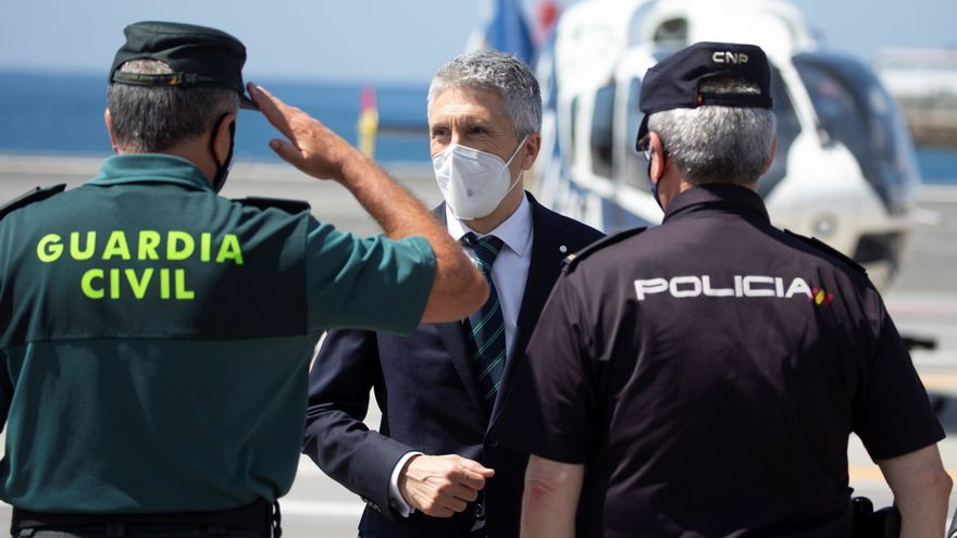 El Gobierno aprueba una ayuda de 30 millones a Marruecos para frenar la inmigración ilegal
