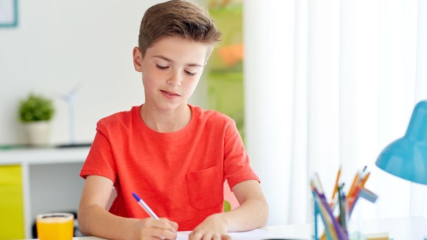 Trucos para mejorar el hábito de estudio de los niños y adolescentes