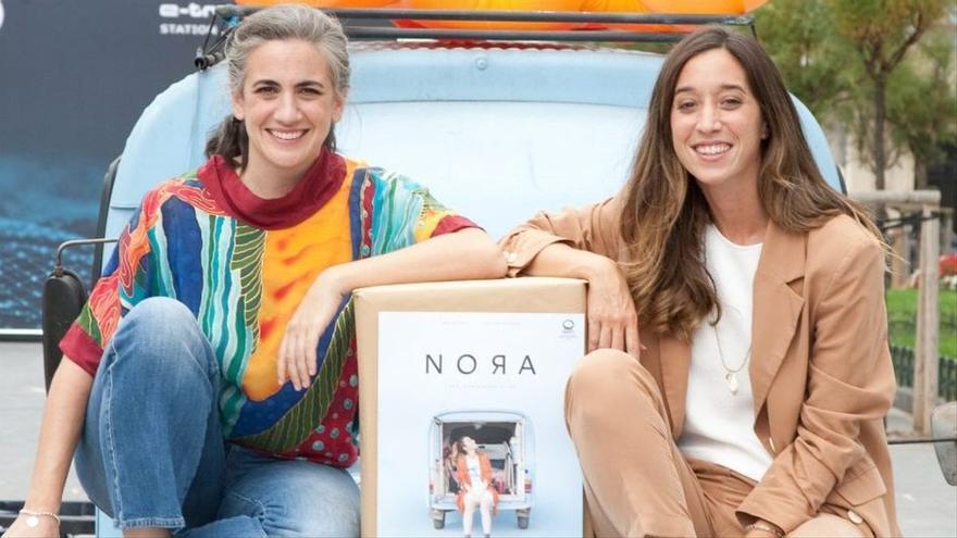 Las curiosidades del rodaje de 'Nora'